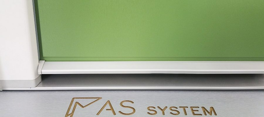 AS System – Innovative concept of front door