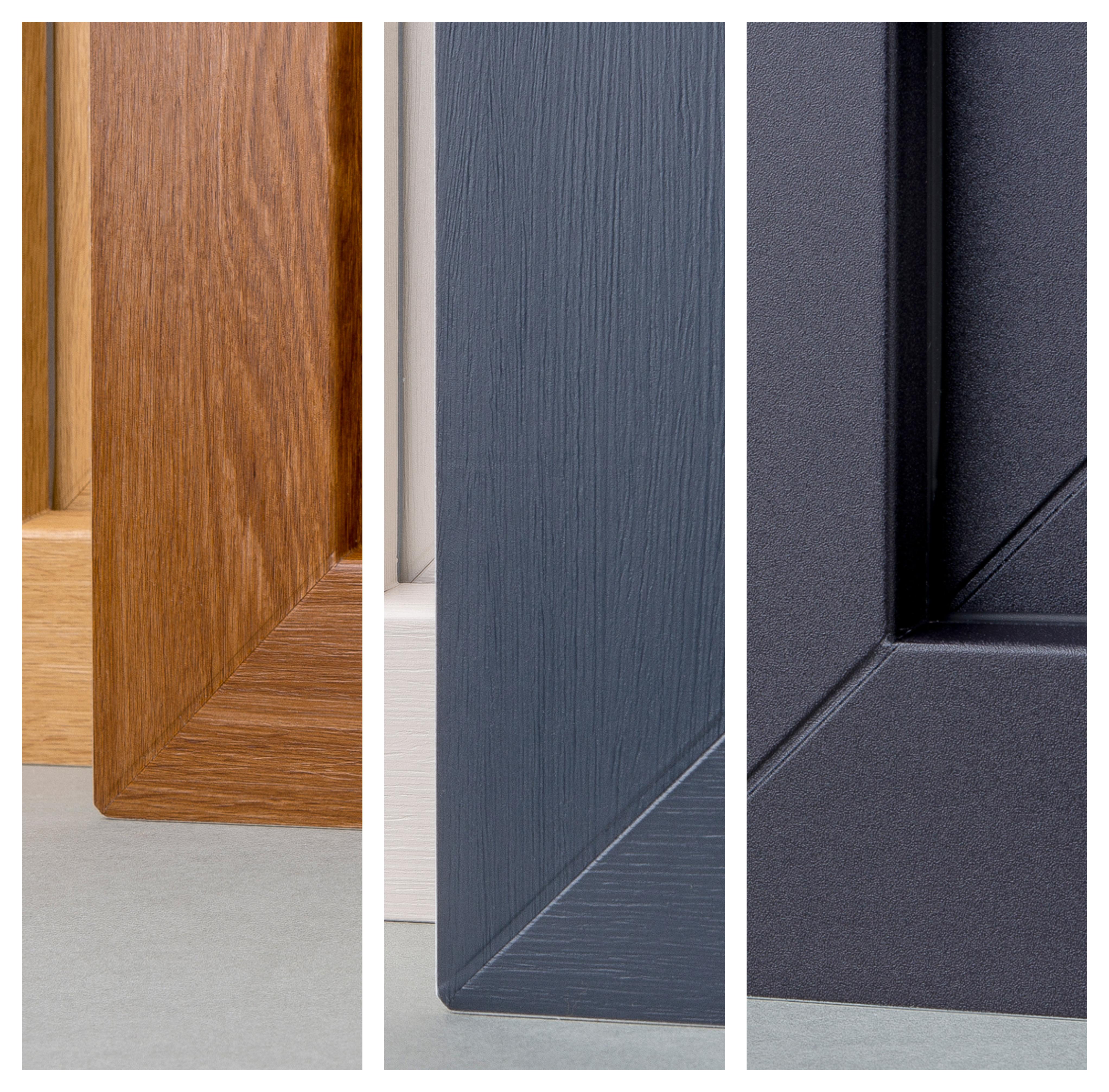 Colori Pannelli Porte Blindate nuovi colori disponibili · zero5