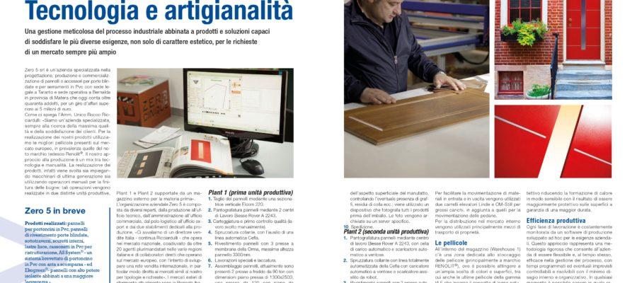 """(Italiano) Nuovo articolo Zero 5 sulla rivista """"NUOVA FINESTRA"""""""